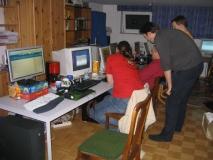 Lan bei Steff - 28.12.2006