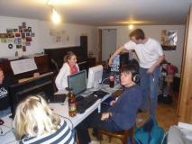 Lan bei Steff - 02.10.2009
